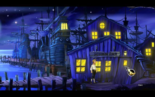 "Monkey Island: Die legendäre ""Scumm Bar"" (LucasArts)"