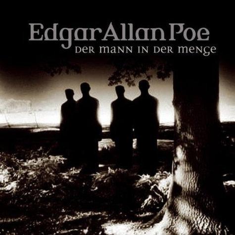 Poe: Der Mann in der Menge (Cover des Audiobuchs)