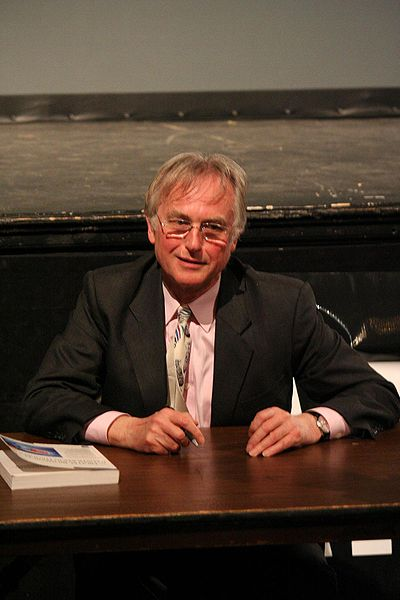 Dawkins (Foto: Shane Pope, http://flickr.com/people/shanepope)