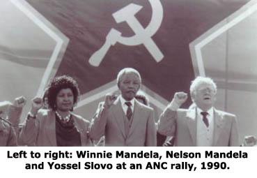 Nelson Mandela: Zumindest war er gegen die Unterdrückung seines eigenen Volkes (http://markhumphrys.com/left.tyranny.html)