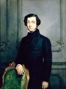 Théodore Chassériau: Alexis de Tocqueville (1850)
